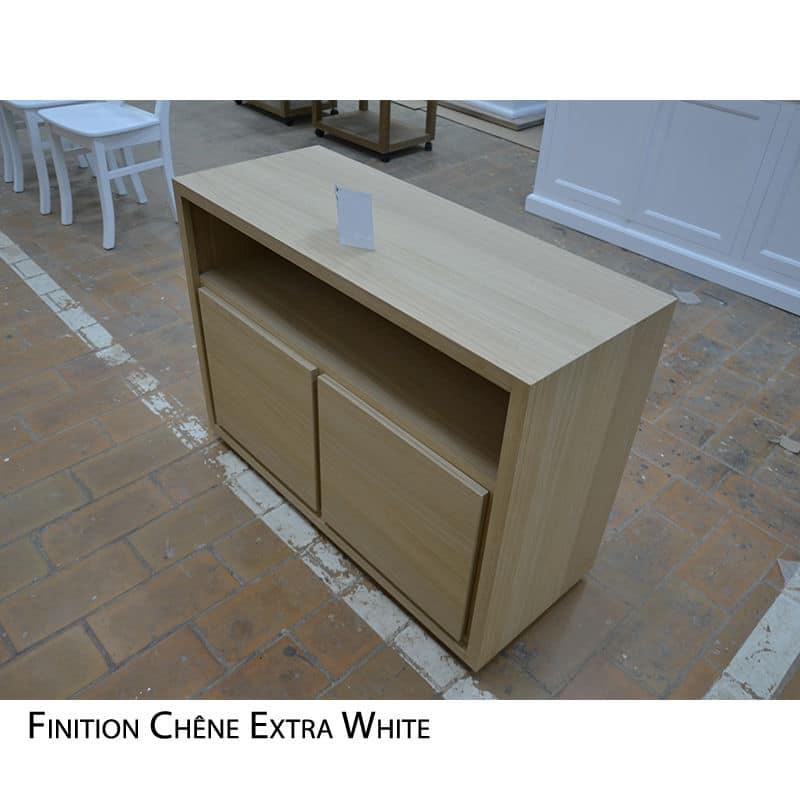 meuble Tv chêne