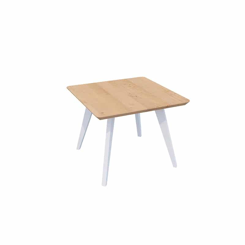 Table enfant design scandinave bois massif sur mesure