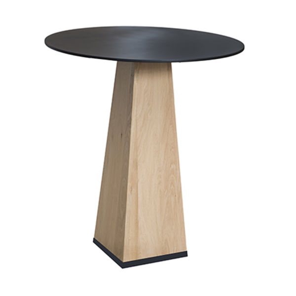 Table métal bois design